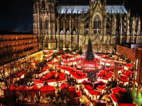 Dagtocht Kerstmarkt Keulen