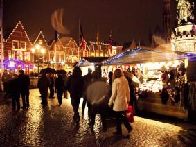 Dagtocht kerstmarkt Brugge