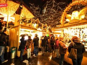 2-daagse busreis Kerst in Dusseldorf