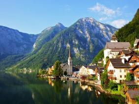 Busreis Salzburgerland, Oostenrijk