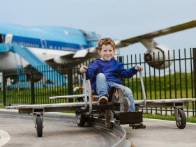 Schoolreis Aviodrome