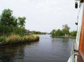Rondvaart Kagerplassen Westeinderplassen