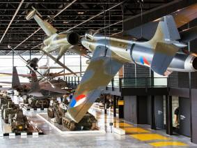 Dagtocht Nationaal Militair Museum