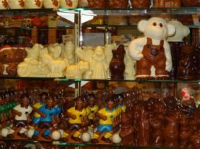 Dagtocht Chocolade en friet in Brugge