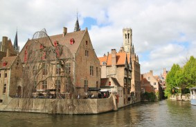 Dagtocht Chocolade en een rondvaart in Brugge