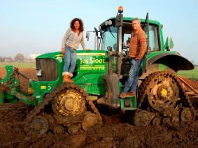 Dagtocht IJsselhoeve en een bezoek aan Jos en Dycke van ''Boer zoekt vrouw''