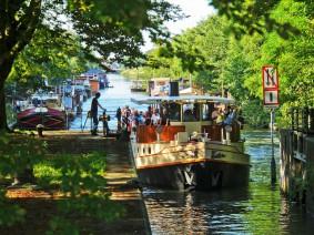 Dagtocht Historische vaarroute naar 't Bassin