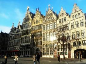 Dagtocht ZOO Antwerpen en de stad