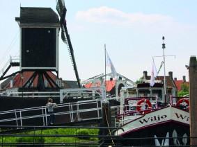 Dagtocht Boottocht over de afgedamde Maas