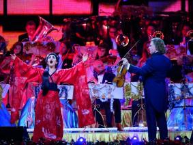 Nieuwjaarsconcert André Rieu