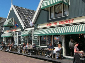 dagtocht busreis Marken en Volendam