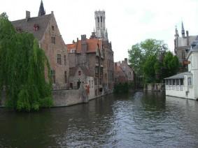 Dagtocht Brugge, Werelderfgoedstad