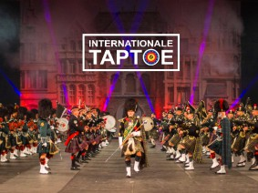 busreis Internationale Taptoe