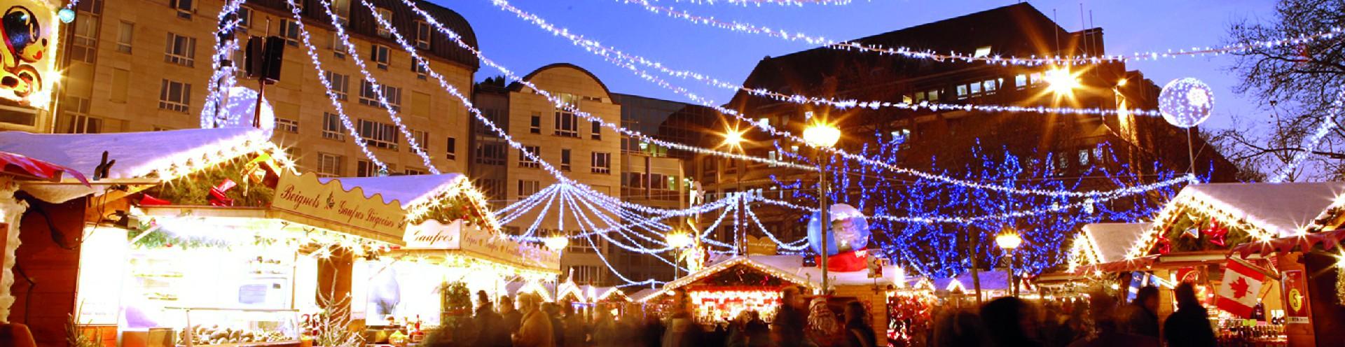 Groepsaanvraag Kerstmarkt Dusseldorf Brabant Expres