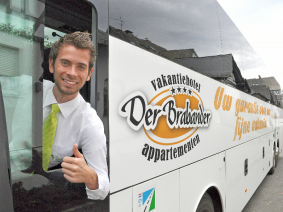 5-daagse busreis vakantiehotel de Brabander
