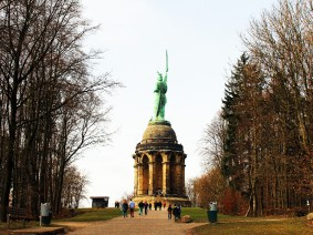 5-daagse busreis teutoburgerwald duitsland