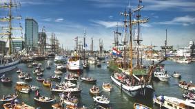 Dagtocht Sail Amsterdam 2020