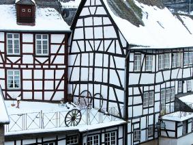 Kerstmarkt Monschau