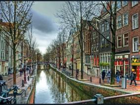 busreis Amsterdam