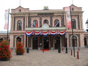 busreis spoorwegmuseum