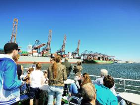Dagtocht Maasvlakte 2 en FutureLand