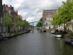 Dagtocht Kagerplassen en Leiden