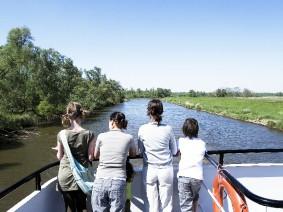 Rondvaart Biesbosch Zilvermeeuw