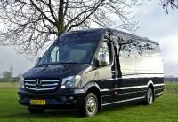VIP bus 16 personen