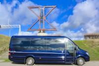 VIP bus 19 personen