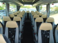 Touringcar tot en met 58/60 personen