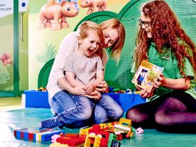 Legoland Discovery Centre Scheveningen