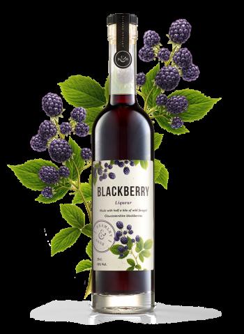Blackberry Liqueur (35cl)  18% ABV.