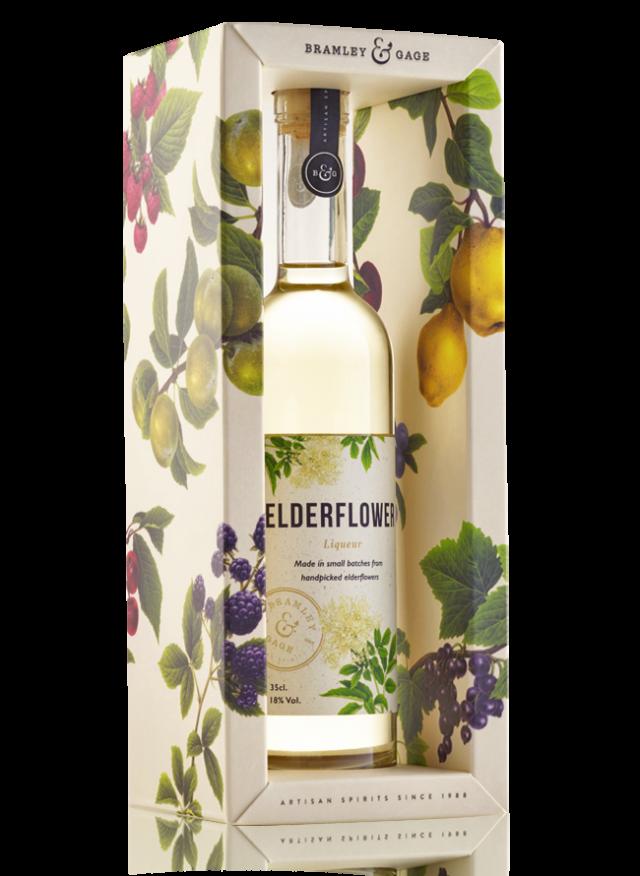 Elderflower Giftbox (35cl)  18% ABV.
