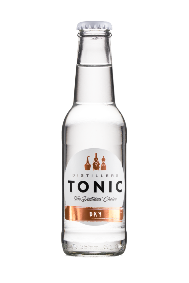 Distillers Tonic Dry (case of 24)