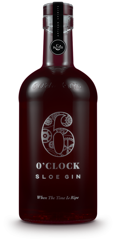 A render of the Sloe Gin
