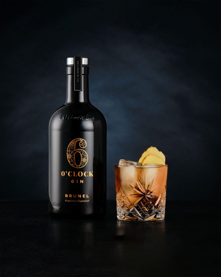 6 O'clock Gin Brunel 70cl Cocktail