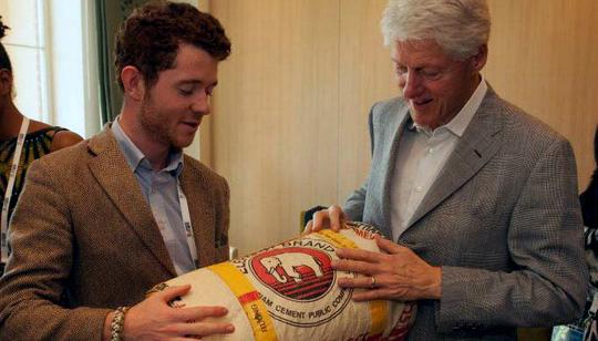 James Meets Bill