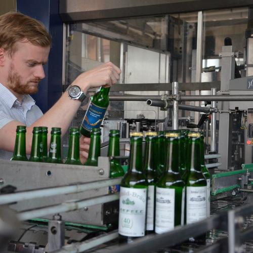 Wie es ist, sein eigenes Bier zu brauen
