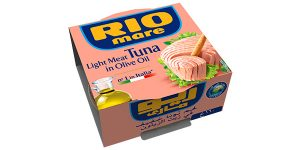 Rio Mare Solid Light Tuna In Olive Oil 160gm