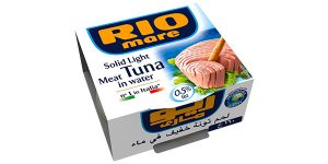 Rio Mare Solid Light Tuna In Water 160gm