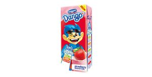 Dango Strawberry Milk (200ml)