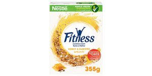Fitness Honey and Almonds Cereals 355g