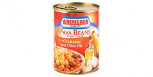 Americana Fava Beans with Chickpeas & Olive Oil (400g)
