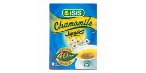 ISIS Herbs Chamomile (12 Bags)