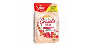 Sante Granola Fruit with Cranberry and Raspberry (350g)