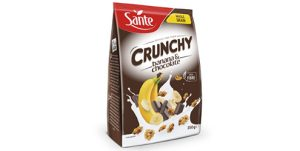 Sante Crunchy Banana & Chocolate (350g)