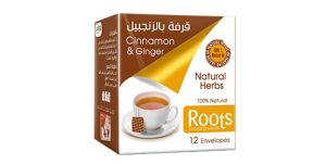 Roots Cinnamon & Ginger (12 Envelopes)