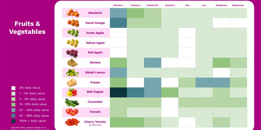 Immune Boosters for a Healthy Body
