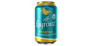 Fayrouz Pineapple Malt Drink (330ml)
