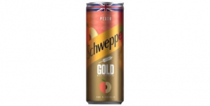 Schweppes Gold Peach (300ml)